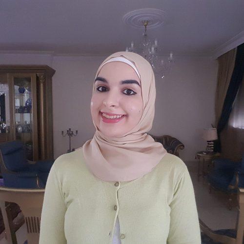 Sara Hammoud, mentor for our program with IDEA App