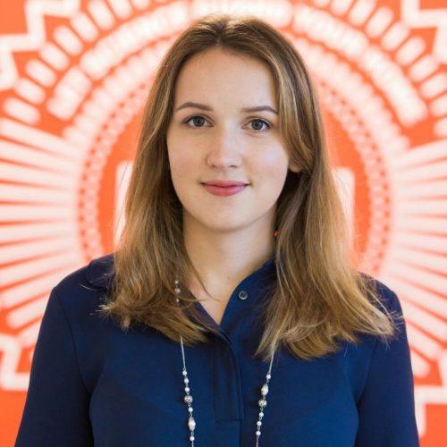 Izabela Serowik, The Leap mentor
